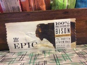 Epic Bison Uncured Bacon Cranberry
